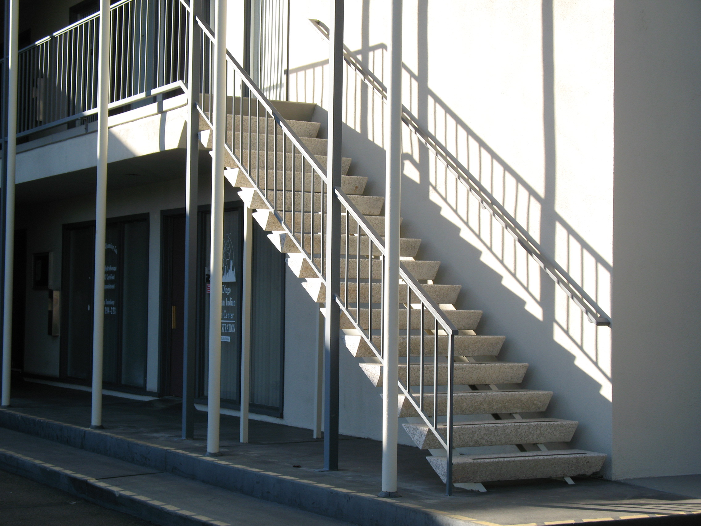 Stairs And Siding Pictrures Building Inspection Articles